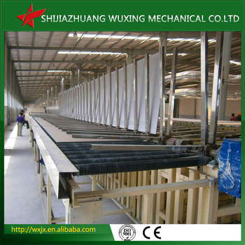 Plasterboard Drywall Manufacturing Machines Provider