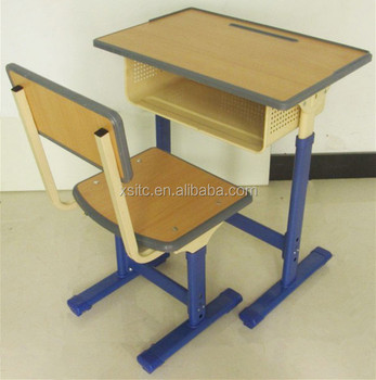 Enjoyable Nice Shape Cool School Furniture Manual Adjustable Height Student Desk And Chair Buy Student Desk And Chair Folding Student Desk And Chair Wooden Cjindustries Chair Design For Home Cjindustriesco