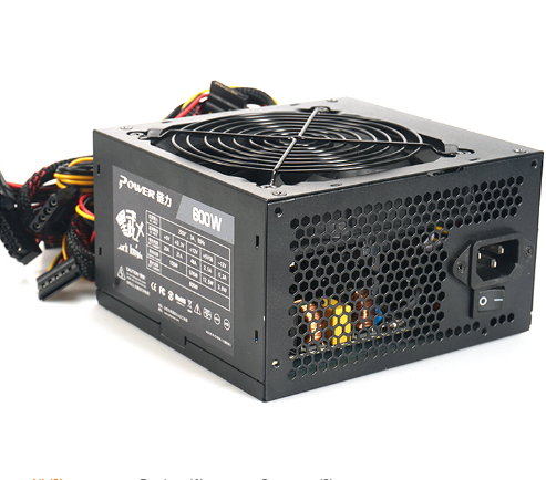 650 W PC Computer Power Supply Computer PC CPU Power Supply 20 + 4-핀 12 cm 팬 ATX 12 V Molex PCIE w/SATA PCIE Connect Comput