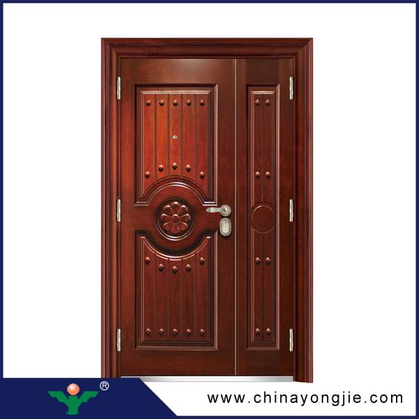 Yujie Modern Design India Steel Main Door