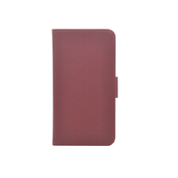 PU leather flip folio wallet case with card slot stand holder for iPhone 7 iPhone 8