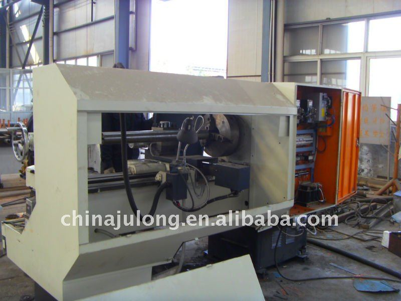 Q1322 pipe threading lathe machine for core barrels
