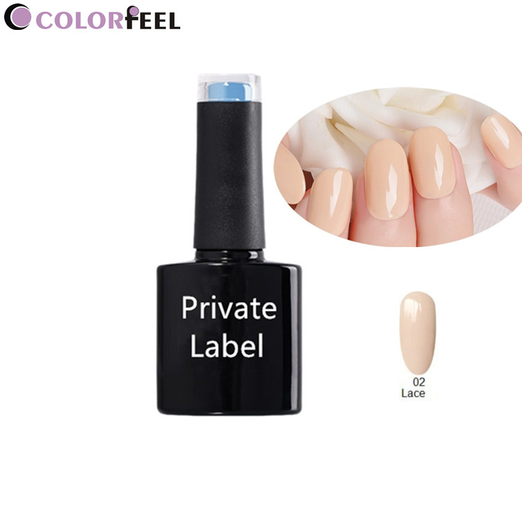 Nude color Colorfeel new global fashion gel nail polish nail beauty gel