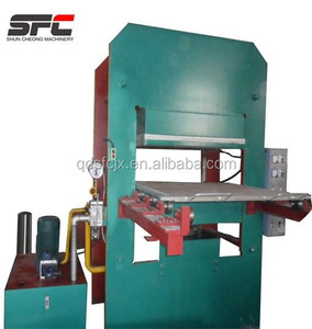 PLC control press for vulcanizing/frame Type Curing Press of Rubber Product