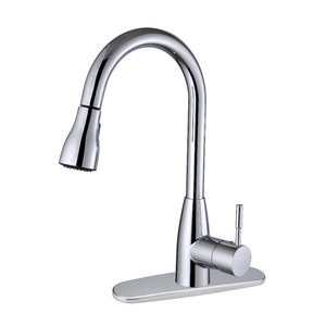 KD1118 deck plate mounted upc kitchen mixer tap
