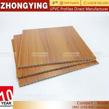 Outdoor Use White Kerala Siding Wpc Pvc Panel Factory