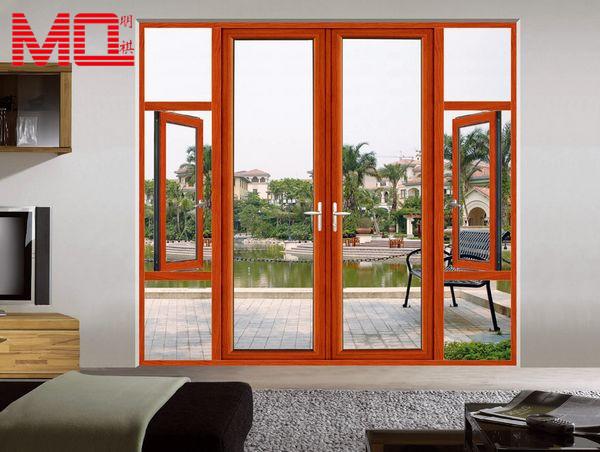 Latest Toughened Glass Kerala Doors With Windows That Open Aluminium