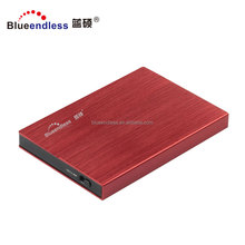 Bluendless Screwfree USB2.0 2.5 Pollice <span class=keywords><strong>HDD</strong></span> Hard Drive Case Esterno SATA