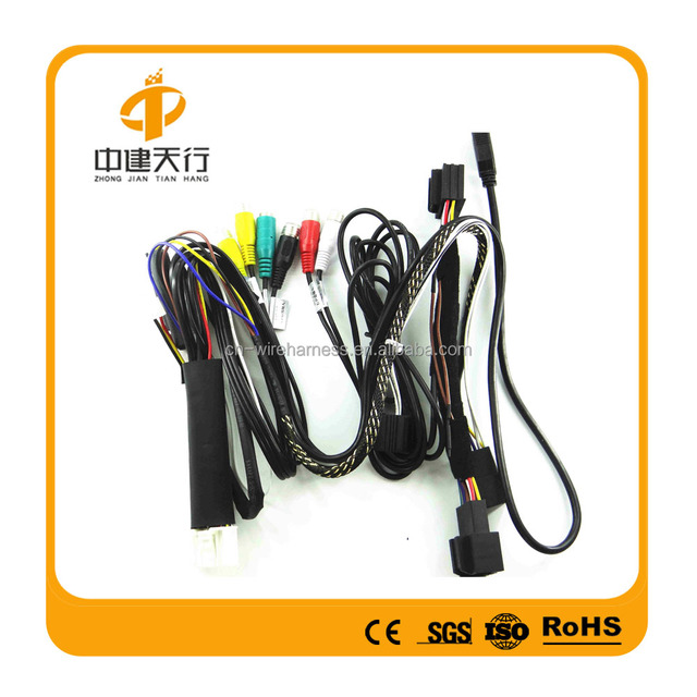 Car audio electrical iso connector wiring harness_640x640xz buy cheap china iso wire harness products, find china iso wire  at webbmarketing.co