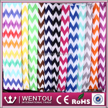 Most Popular 12 Colors Hot Selling in European and America Chevron Infinity Scarf