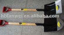 Shovel with wooden handle S503D S501D