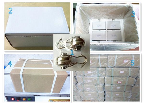 2019 고품질 금속 냉장고 화이트 보드 자석 메모 종이 클립 홀더