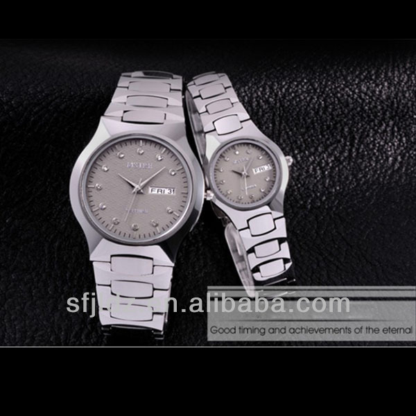 2013 top man stainless steel watches mechnical watch men made in China alibaba watches