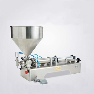 factory hand operated jam/cream filling machine 50ml