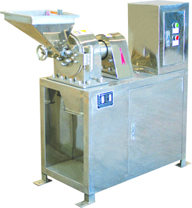salt crystal grinding machine