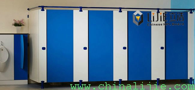 Lijie High Quality Bathroom Toilet Partition Used Shower Wall ...