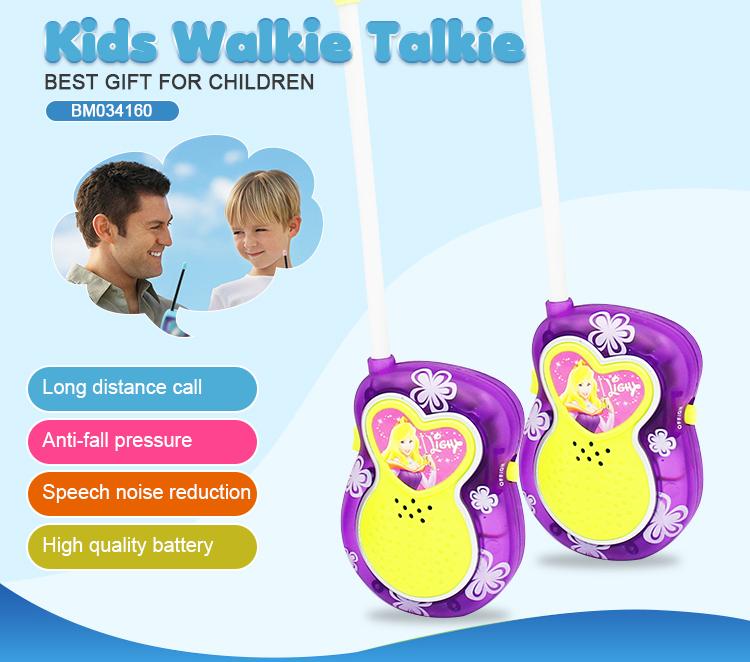 Children Radio Outdoor Toy Walkie Talkie Kids Radio Walkie