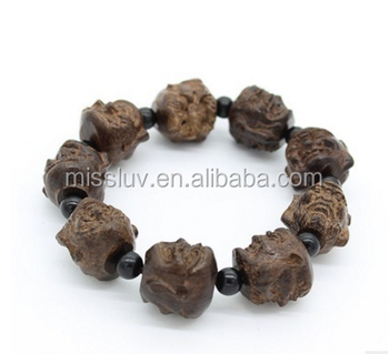 Bodhi Seeds Mala Bracelets Prayer Beads Monk Blessing
