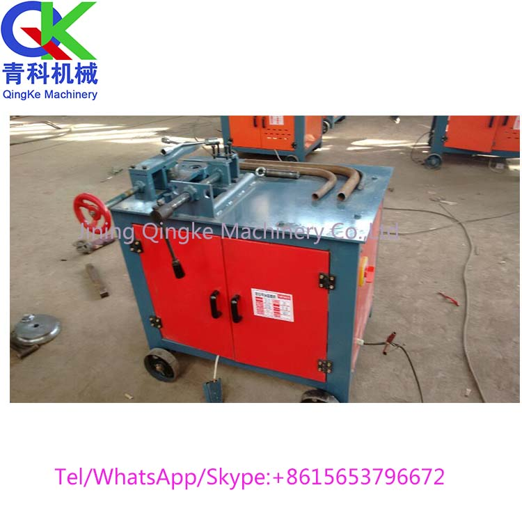 Platform style Section bending machine Pipe bender Square tube bending machine for sale