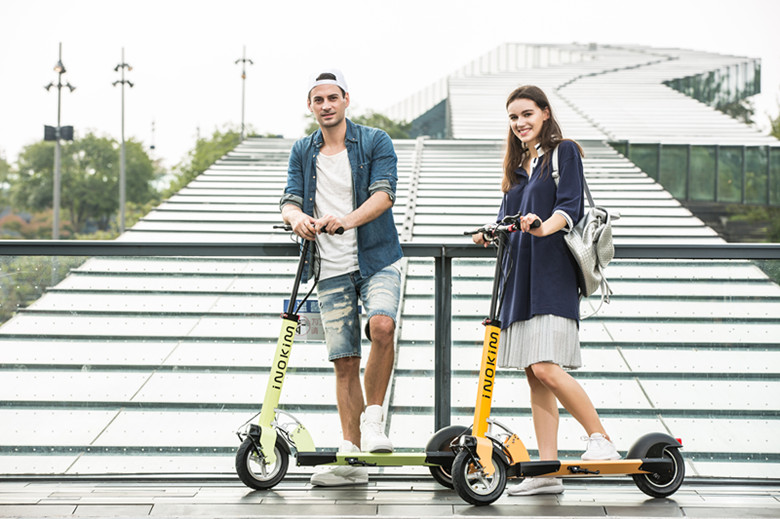 Latest Design Urban Freedom foldable standing 2 wheel adult electric scooter
