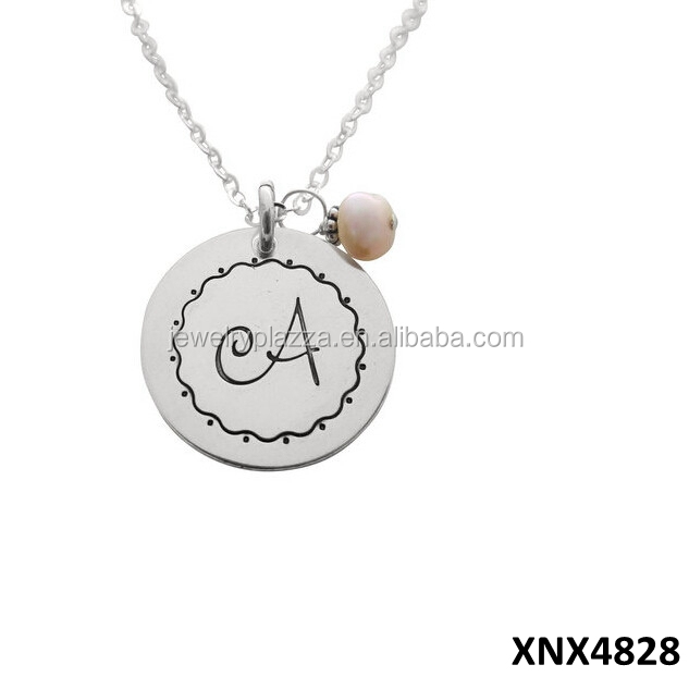 You Are My Sunshine with Pearl Necklace Wholesale Sterling Silver Pearl Jewelry