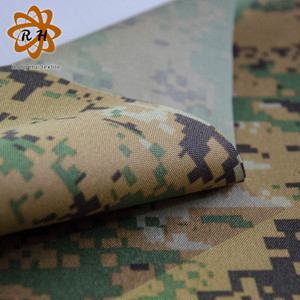 Wholesale Cheap Waterproof Camouflage Flame-retardant Waterproof tent fabric