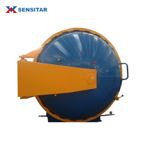 large capacity rubber hose curing vulcanizer of high quality