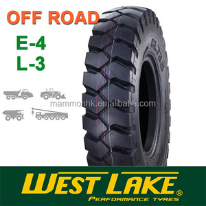 WESTLAKE CHAOYANG OTR Dump Truck Tires 1400-24 1800-25 L-3 E-4 Industrial Tyres