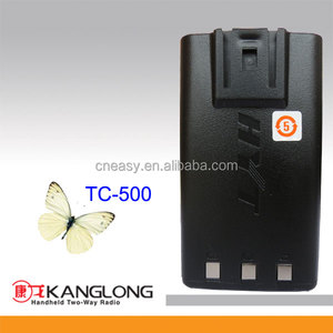TC-500 walkie talkie rechargeable battery pack