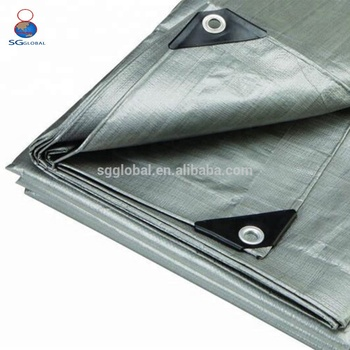 Alibaba China Blue PE Tarpaulin 3x4 Super Heavy Duty Tarps