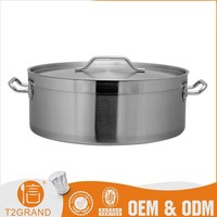Professional Cheaper Price Custom Made Stainless Steel Price For Cookware Pot In China