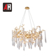 Newest design modern style handmade copper frame G9 pendant light