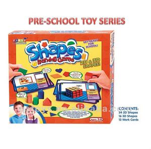 school educational shapes learning game toy QS120505176