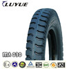 Motorcycle tire with ISO9001:2000 quality system control