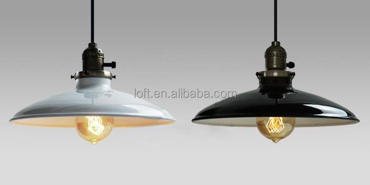 Vintage Antiek Messing Hanglamp Plafond Lamp Edison Lamp Lamp Retro ...