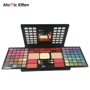 Factory price complete cosmetics box professional makeup kit for party