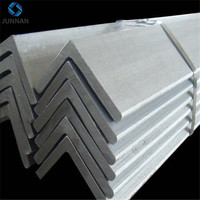 Factory price galvanised angle bar / angle steel / angle iron