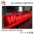 RGX Programmable led message board,Remote controller led moving message  LED Sign Board panel