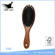 Factory making wooden health pig hair brush with boar bristle