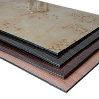 Wooden Finished Aluminum Composite Panel/Wall Cladding/ACP/Acm