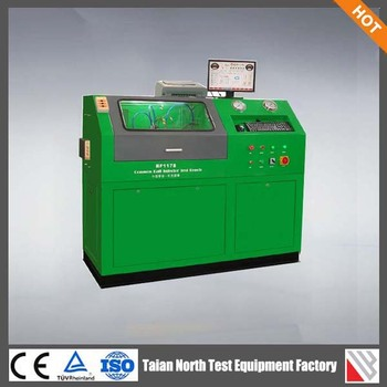 Crdi Injector Pump Calibration Machine Bosch Fuel Pump Test Bench ...