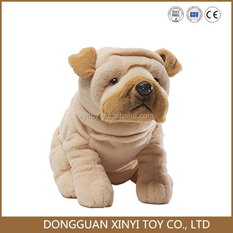 Stuffed Animal Bulldog Plush Toy Dog Shar Pei Buy Plush Toy Dog