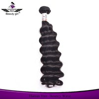 7a Grade Quick Weave Human Hair Bundles Cheap Indian Peruvian ...
