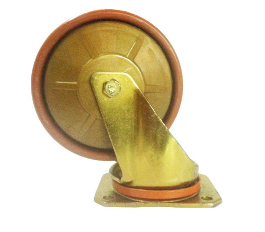 mobile scaffolding caster wheel silicon swivel caster