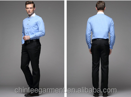 mens dress shirts and pants - Pi Pants