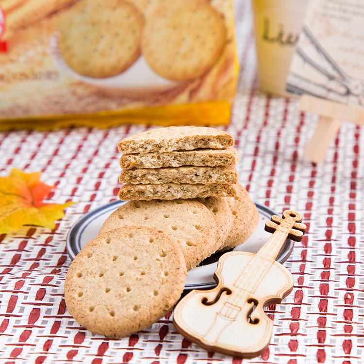 Low Fat Healthy Sugar Free Biscuit for Diabetic 360g