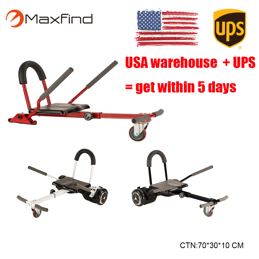 USA stock hoverboard kart hoverkart distributors wanted hot sale maxfind scooter go cart