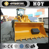Construction machinery XCMG ZL50GN /ZL50G 5t wheel loader with bucket