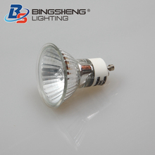 240V 35W Glass Material Downlight 75W Gu10 Halogen Light Bulb