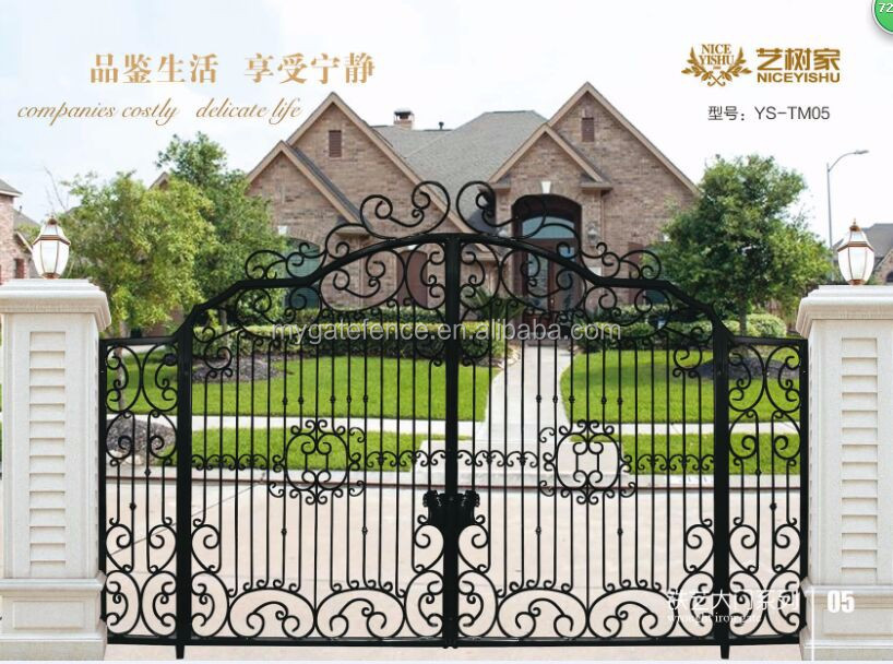 Main Gate Design Used For Garden And Home/house Gate Design/main Gate Colors